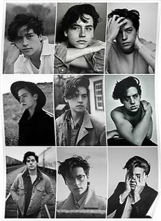 Hintergrundbilder Iphone - cole sprouse black and white aesthetic collage Poster - LiPiN - Dylan Sprouse, Sprouse Bros, Cole Sprouse Hot, Cole Sprouse Funny, Cole Sprouse Jughead, Cole Sprouse Wallpaper Iphone, Cole Sprouse Lockscreen, Zack Et Cody, Collage Poster