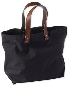 L.L. Bean Signature Nylon Tote