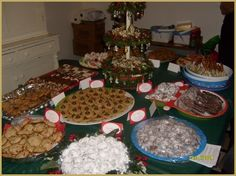Cassi's and Myko's 6th Annual Cookie Party
