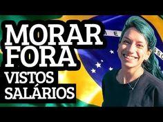 É possível morar no exterior sem cidadania europeia! Veja 5 países fáceis para brasileiro imigrar, tipos de visto, salário mínimo, trabalhos