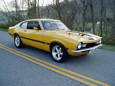 Ford Maverick Grabber...Find parts for this classic beauty at http://restorationpartssource.com/store/
