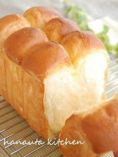 ふわんふわん♪生クリームホテルブレッド by flan* [クックパッド] 簡単おいしいみんなのレシピが248万品