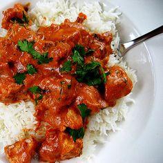Avi's Kashmiri Chicken