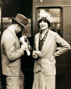 vintage everyday: Women's Street Fashion of the 1920s