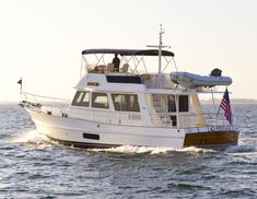 Grand Banks Yachts 43 Heritage EU.