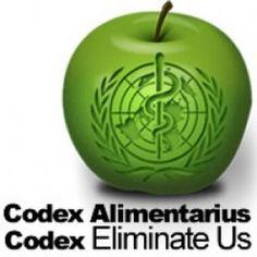 Codex Alimentarius Conspiracy Theory ~E.G.PLOTTPALMTREES.COM