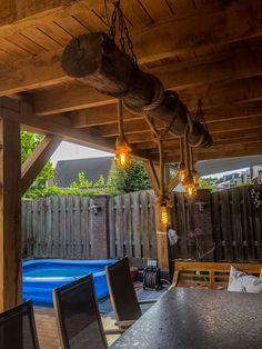 #ropelamp #handmade #garden Rope Lamp, Pergola, Outdoor Structures, Garden, Handmade, Garten, Hand Made, Outdoor Pergola, Lawn And Garden