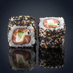 Якитория - доставка суши на дом из меню ресторана по Москве и Подмосковью (Лобня, Химки, Королев)