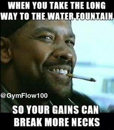 Gym humor lmao! @staciehenneman @jhenneman0619