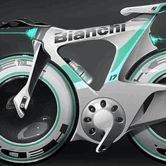 Bianchi 'crazy' concept bike
