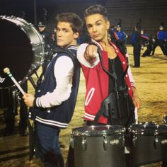 Caleb and Joey from Anthem Lights. They are sooooooo attractive!!!!!!!!!!!!!