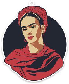 Fúchila Freshners - replace that pine with Frida