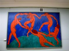 Matisse, The Dance, The Hermitage
