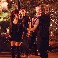 the mortal instruments Jace and Clary | I love how he stops her and redoes her hair:)