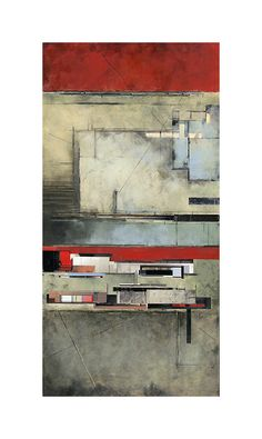 Commissioned work by artist Ginny Herzog based on the architecture of Brunsfield North Loop. #art #design