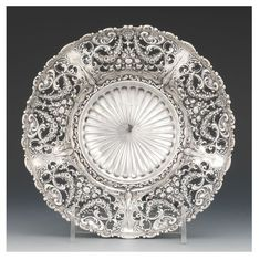 Sterling Silver Bowl by Whiting Manufacturing Co. #SterlingSilverBowl