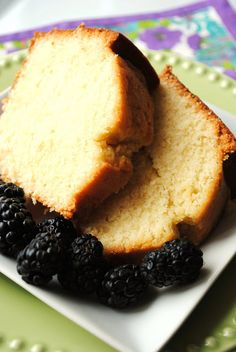 Pound Cake Beat Eggs To Long