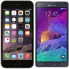 Samsung claims that the iPhone 6 Plus is a copy of the Galaxy Note 2