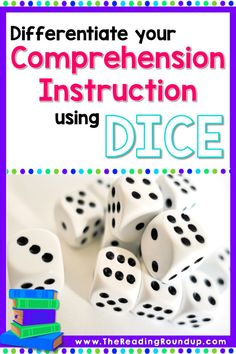 Find out about a simple dice game you can use with elementary students to work on story elements in a fun and engaging way! Reading Games For Kids, Reading Buddies, Reading Resources, Reading Activities, Teaching Reading, Guided Reading, Close Reading, Kindergarten Reading, Fun Activities