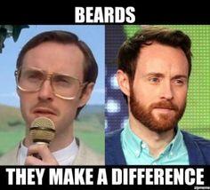 Faster Beard
