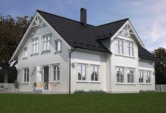 Saudehornet - Hus - VestlandsHus