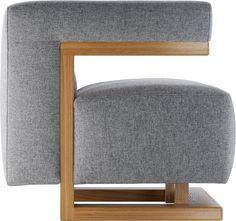 TECTA F51 Stoff neu Sessel Walter-Gropius Bauhaus Direktorenzimmer Seite 01