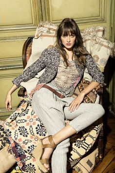 Image detail for -Mango Spring/Summer 2013 Lookbook | Fashionisers.com - Tempted by the ...