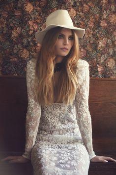 Bohemian Lace.