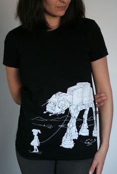 My Star Wars ATAT Pet  American Apparel Womens by EngramClothing, $23.00