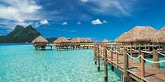 Combinatiereis Bora Bora; pacificislandtravel