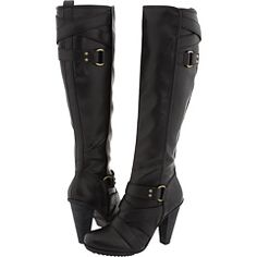 DKNY Ruckus Knee High Boot.  The BEST of 2011 Boot Search!!!