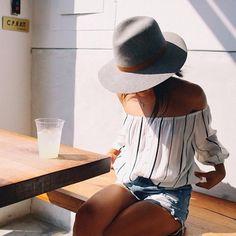 Singoalla hat style