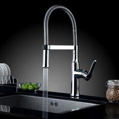 Flexible Kitchen Faucet