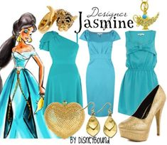 DisneyBound is meant to be inspiration for you to pull together your own outfits which work for your body and wallet whether from your closet or local mall. As to Disney artwork/properties: ©Disney Disney Princess Outfits, Disney Themed Outfits, Disney Dresses, Disney Clothes, Disney Princesses, Princess Dresses, Disney Couture, Disney Mode, Disney Bound