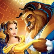 Beauty and the beast<3. One of my favorite movies:)