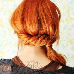 10 easy summer hair tutorials (via A Beautiful Mess)
