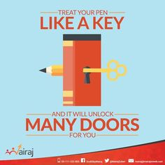 Education is the gateway to opportunities and excellence. Use your pen for creative and better purposes. Students, never underestimate the power of your pen and the knowledge that it can wield. If treated like a key, the pen can be used to unlock many wonderful doors of opportunity.   #Mairaj #Olevel #Alevel #CIE #Economics #Business #AskMAIRAJ