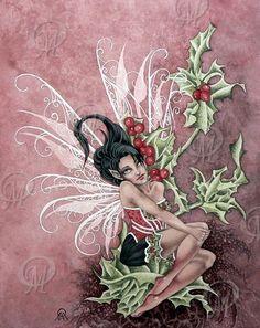 Fairy Toile Encadré Photo FANTASY//Mythe. Asiria Spark
