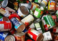 For the second year in a row, residents of Lexington, Kentucky can pay their parking fines with canned goods for local food banks. Survival Food, Emergency Preparedness, Survival Stuff, Homestead Survival, Survival Tips, Survival Skills, Non Perishable Foods, Cancer Causing Foods, Food Drive