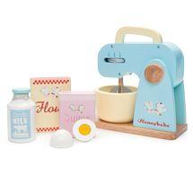 Honeybake Mixer Set  Wooden toys. Imaginative Play. Preschooler. Preschool. Toddler. Fun. Learning. Educational.