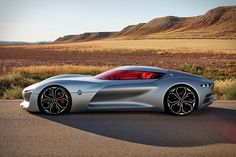 #Wheels of the Day. Renault Trezor Concept  Okay, so it's a Renault but still...