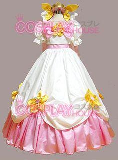 Momokos wedding dress