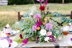 Boho Rustic Wedding