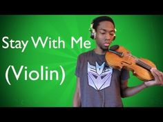 Sam Smith - Stay With Me (Violin Cover by Eric Stanley)
