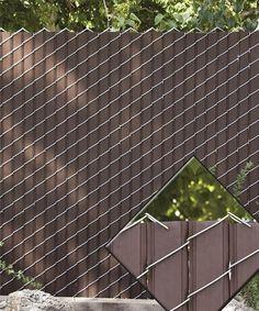 Fin2000 Chain Link Fence Slats