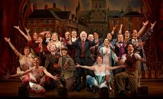 'The Mystery of Edwin Drood' Sings Again at Roundabout! Loved Will Chase!! Theatre Shows, Musical Theatre, Scott Ellis, Jessie Mueller, Broadway News, Show Photos, Musicals, Mystery, Singing