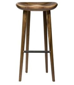 Magazyn bar stool - simple but pretty design.