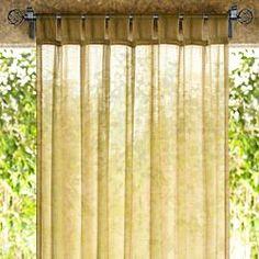 shade cloth outdoor curtain