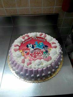 Torta caramelle
