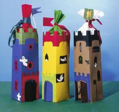 Ritterburg Schultüte Birthday Cards For Boys, Toddler Activities, Little Boys, Homeschool, Crafts For Kids, Centerpieces, Children, Boxes, Winter